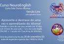 NeuroEnglish: Como Falar Outros Idiomas – versão Live