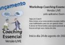 Lançamento: Coaching Essencial  – versão Live