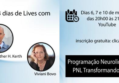 3 dias de Lives – Programação Neurolinguística
